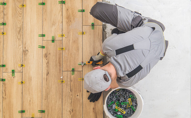 Are you planning to build a career in Wall and Floor Tiling?
