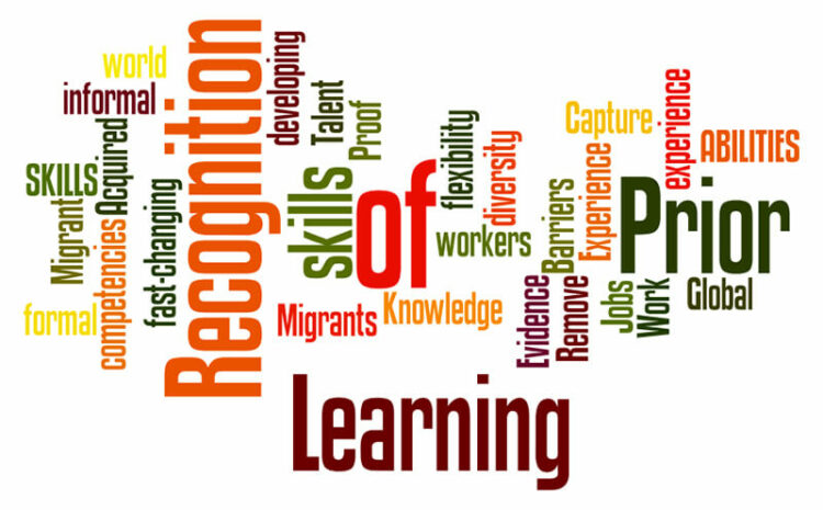 Things you should know about Recognition of Prior Learning (RPL)